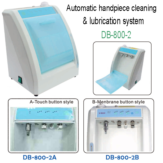 Handpiece cleaning & lubrication system(Automatic)